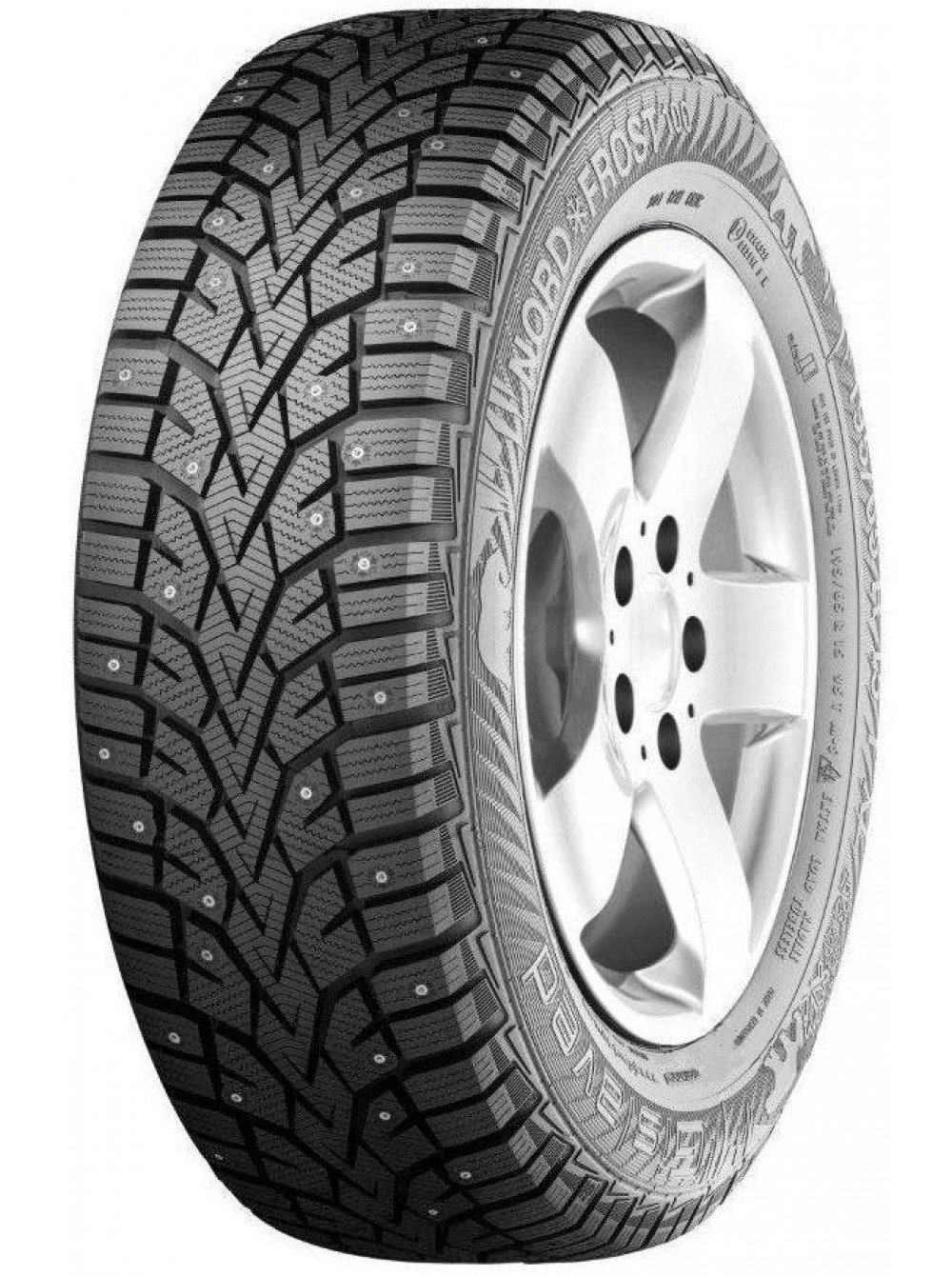 185/60R15 88T Gislaved Nord*Frost 100