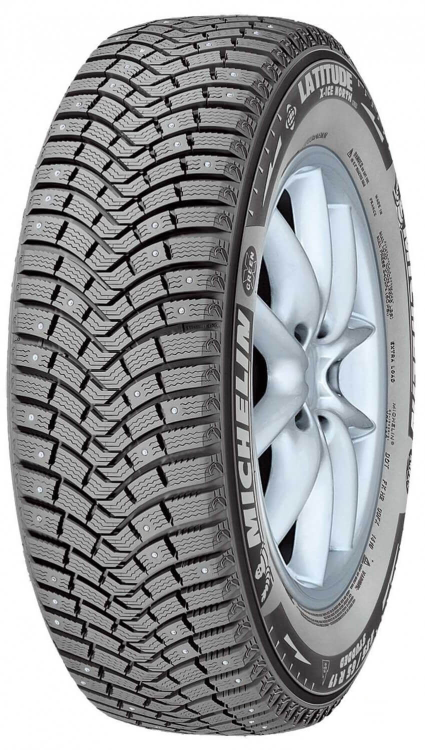 285/60R18 116T Michelin Latitude X-Ice North LXIN2+